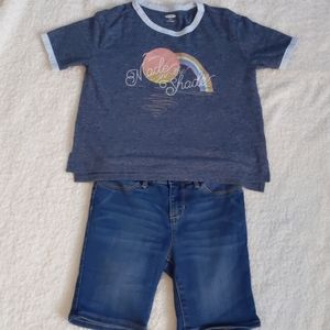 Old Navy girls outfit